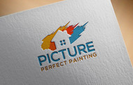 Picture Perfect Painting Logo - Entry #76