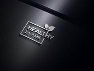 Healthy Livin Logo - Entry #38