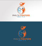 Phil's Fighters Logo - Entry #52