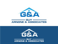 Guy Arnone & Associates Logo - Entry #89