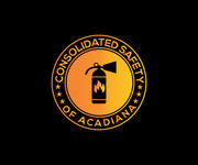 Consolidated Safety of Acadiana / Fire Extinguisher Sales & Service Logo - Entry #35