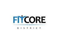 FitCore District Logo - Entry #114