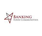 Banking 4 Communities Logo - Entry #73