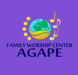 Agape Logo - Entry #257