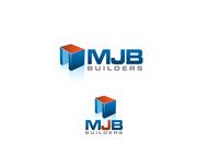 MJB BUILDERS Logo - Entry #84