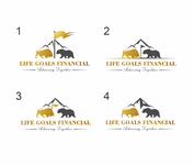 Life Goals Financial Logo - Entry #296