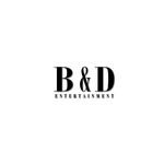 B&D Entertainment Logo - Entry #16
