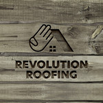 Revolution Roofing Logo - Entry #183