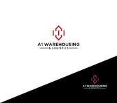 A1 Warehousing & Logistics Logo - Entry #127