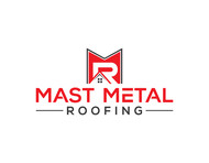 Mast Metal Roofing Logo - Entry #53