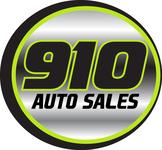 910 Auto Sales Logo - Entry #60