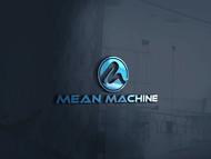 Mean Machine Logo - Entry #45