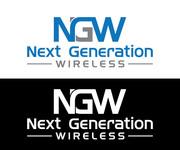 Next Generation Wireless Logo - Entry #19