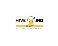 The Hive Mind Apiary Logo - Entry #132