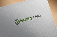 Healthy Livin Logo - Entry #372