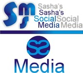 Sasha's Social Media Logo - Entry #99
