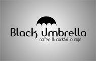 Black umbrella coffee & cocktail lounge Logo - Entry #35