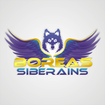 Siberian Husky Logo - Entry #116