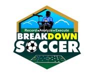 BreakDownSoccer Logo - Entry #30