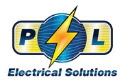 P L Electrical solutions Ltd Logo - Entry #49
