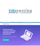 SQL Testing Logo - Entry #398