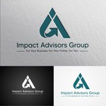 Impact Advisors Group Logo - Entry #100