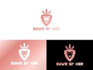 Rawr by Her Logo - Entry #160