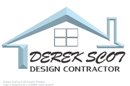 Derek Scot, Design Contractor Logo - Entry #47