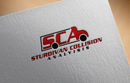 Sturdivan Collision Analyisis.  SCA Logo - Entry #56