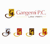 Law firm needs logo for letterhead, website, and business cards - Entry #176