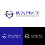 Budd Wealth Management Logo - Entry #39