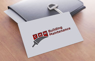 CMW Building Maintenance Logo - Entry #477
