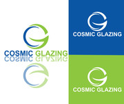 Cosmic Glazing Logo - Entry #96