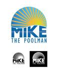 Mike the Poolman  Logo - Entry #107