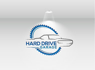 Hard drive garage Logo - Entry #372