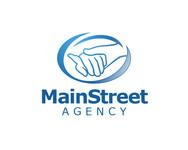 Main Street Agency Logo - Entry #17