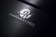 Rams Duty Free + Smoke & Booze Logo - Entry #226