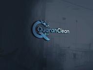 QuaranClean Logo - Entry #27