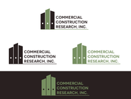 Commercial Construction Research, Inc. Logo - Entry #223