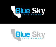 Blue Sky Life Plans Logo - Entry #259