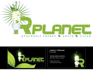 R Planet Logo design - Entry #43