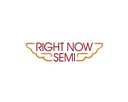 Right Now Semi Logo - Entry #84