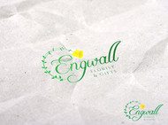 Engwall Florist & Gifts Logo - Entry #223