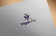 Vegan Fix Logo - Entry #81