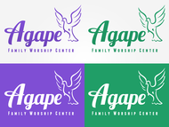 Agape Logo - Entry #48