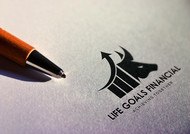 Life Goals Financial Logo - Entry #129