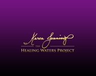 The Healing Waters Project Logo - Entry #89