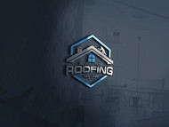 Revolution Roofing Logo - Entry #224