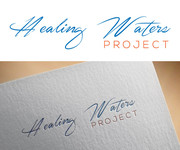 The Healing Waters Project Logo - Entry #80