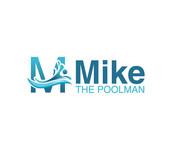 Mike the Poolman  Logo - Entry #148